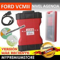 Ford Vcm Ii Escaner Diagnostico Automotriz Nivel Agencia Usb