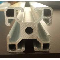 Perfil Aluminio Estructural 40x40