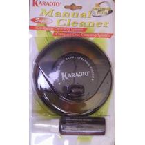 Limpiador De Discos Cd, Dvd, Mp3, Blue Ray, Juegos $59.00