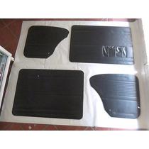 Vw Sedan Clasico 1969-73 Tapas Interiores Puerta Vocho Negro