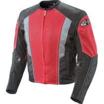 Joe Rocket Phoenix 5.0 Chamarra De Tela Motos Motociclismo
