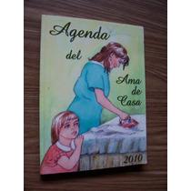 Agenda Del Ama De Casa-consejos-recetas-ilus-ed-buena Prensa