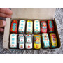 Carros Lamina Friccion Miniatura Hong Kong  Vintage Coche