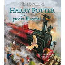 Harry Potter Y La Piedra Filosofal (edición Ilustrada) Nuevo