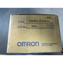 Omron Cpu 16kw/rs232 Entrega Inmediata C200hg-cpu43 Mexico