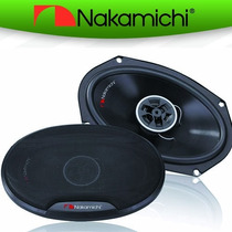 Nakamichi Par Bocinas 6x9 360watts 2vías Sp-s6920 30rms Msi