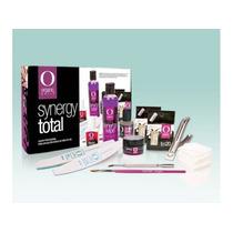Kit De Gel Organic Nails Lampara 12 Wts Shinex