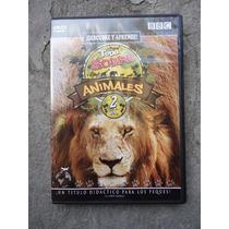 Dvd Animales El Avestruz El Oso Polar Bbc