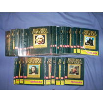 Enciclopedia De Historia Universal Tele Guía 54 Mini Libros