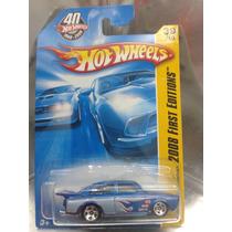 Hot Wheels - 65 Vw Fastback 1a Edicion Del 2008 Bs