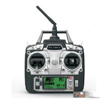 Transmisor Receptor Fly Sky 6 Canales 2.4 Ghz Dron Control