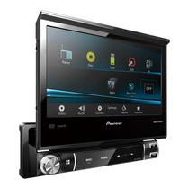 Pantalla Pioneer Avh X6550dvd Touch 7 Motorizada App Mode