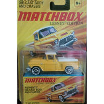 Matchbox 57 Gmc Stepside Lesney Edition