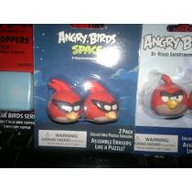 Gomas / Borradores Angry Birds En 3 D, Space