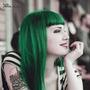 Tinte P Cabello Marca Manic Panic Green Envy Original