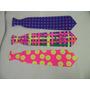 Corbatas Para Fiesta Temática Bodas Xv 10pzas A $35