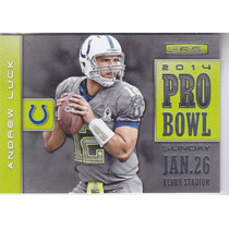 2014 Rookies & Stars Pro Bowl Andrew Luck Qb Colts