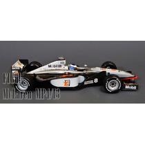 F1 Mclaren Mp4/13 Mika Hakkinen Campeon De 1998 Escala 1/18