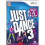 Juego Just Dance 3 Wii Nuevo Blakhelmet Sp