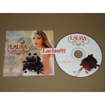 Laura Flores Me Quede Vacia 1997 Melody Cd Autografiado