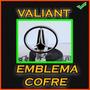 Emblema  Cofre Valiant
