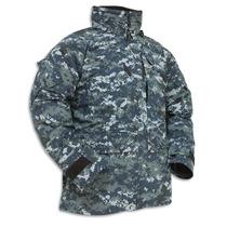 Chamarra Impermeable Militar Pixelada