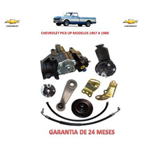 Chevrolet Pick Up 67-82 Kit Direccion Hidraulica Nuevo Oem