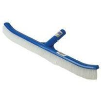 Cepillo Albercas 18 9 Pulgadas Piscinas Plástico Acero Nylon