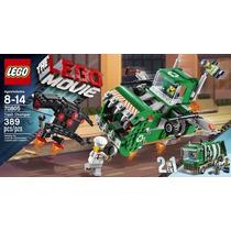 Lego The Movie 70805 El Camión De Basura!! Gzt