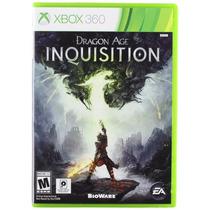 Dragon Age Inquisition Nuevo Sellado Xbox 360