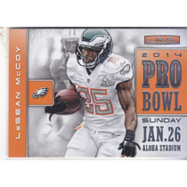 2014 Rookies & Stars Pro Bowl Lesean Mccoy Rb Eagles
