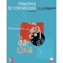 Libro: Principios De Contabilidad - Álvaro Javier R. - Pdf