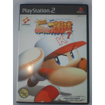 Jikkyou Powerful Pro Baseball 7 - Videoujuego Ps2 - Japones
