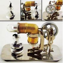El Más Pequeño, Motor Mini Stirling, Colección, Adorno Nuevo