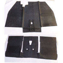 Vw Sedan 1990-04 Tapiceria Hule Negro Tipo Original Vocho