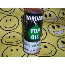 Antigua Lata Bardahl Aceite Llena
