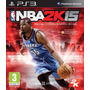 Nba 2k15 Ps3 + Pase Online Ps3 Solo En Zona Games;)