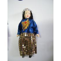Colección Muñecas Del Mundo De Porcelana Rba 15
