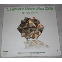 Calendario Matematico 2006