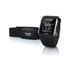 Reloj Polar V800 Negro Con Banda H7 Gratis Envio