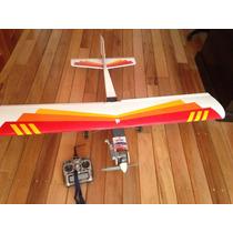 Avión Avistar Rc Rtf Gasolina Barato