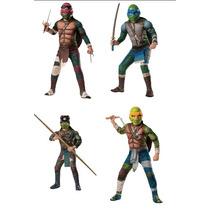 Disfraz Tortugas Ninja Niños Disfraces Halloween