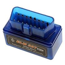 Escaner Automotriz Bluetooth Multimarca Elm327 Obd2 Can
