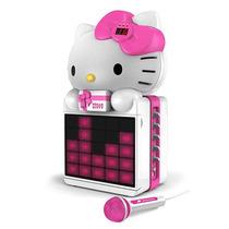 Sistema De Hello Kitty Cd + G Karaoke
