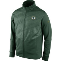Nfl Green Bay Packers Chamarra Talla Large - Empacadores