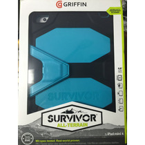 Protector Uso Rudo Griffin Survivor Original P/ Ipad Mini 4