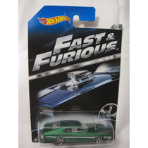 Hot Wheels Fast & Furious 5/8 72 Ford Gran Torino Sport