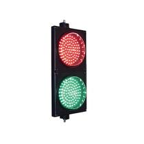 Sema´foro De Sen~alizacio´n Rojo/verde Prolightled