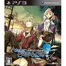 Atelier Escha & Logy ~alchemists Of The Dusk Sky Ps3 Zaffron