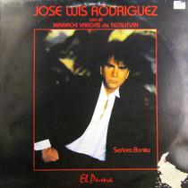 Jose Luis Rodriguez & Mariachi Vargas - Señora Bonita Lp